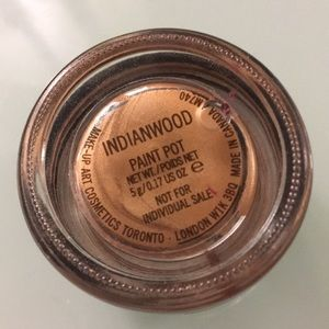 MAC Indianwood Paint Pot